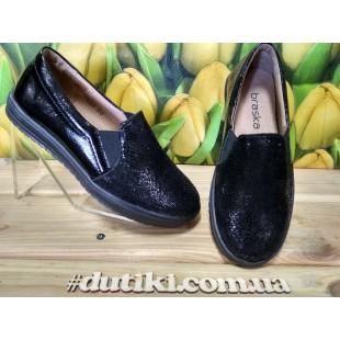 Туфли-слипоны для девочек Braska Арт.: AE-261