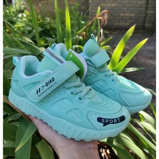 """Яскраві кросівки """"Унісекс"""" Арт: 9-A green"""