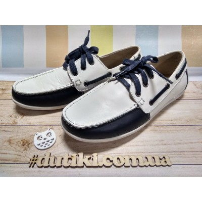Туфли для мальчиков, мокасины А04-15