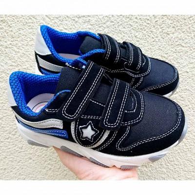 Кроссовки для мальчиков BiKi, 02-500B black
