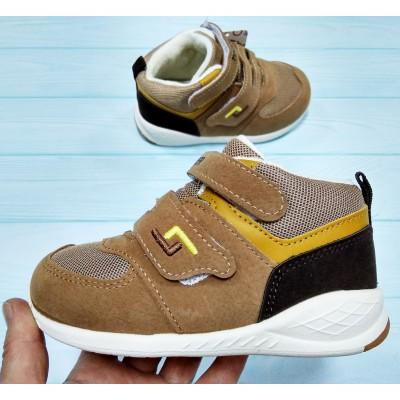 Ботинки утепленные кроссовки М3040-03
