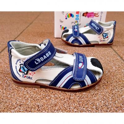 Кожаные сандалики для мальчиков, M7124