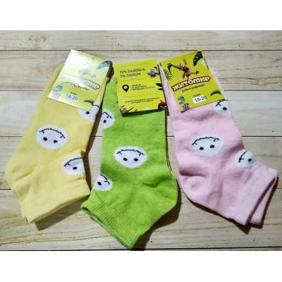 Хлопковые носки для девочек, OAM326