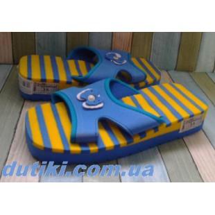 Сланцы для пляжа и бассейна Арт: 780 blue