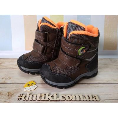 Зимние термо ботинки, A1107
