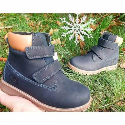 Зимние ботинки для мальчиков, 14631 blue