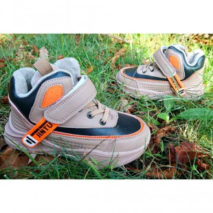 """Высокие кроссовки-ботинки """"унисекс"""" Арт: 8403C"""