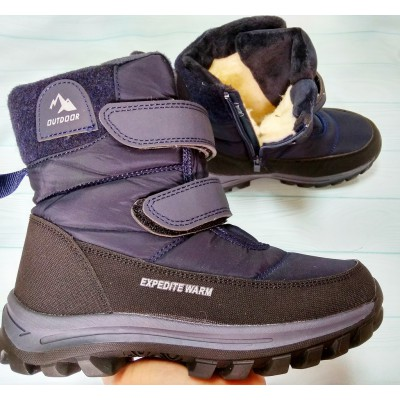 Зимние термо ботинки Jong Golf, 24004C blue
