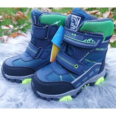 Зимние термо ботинки ТOM.M, C2905 blue
