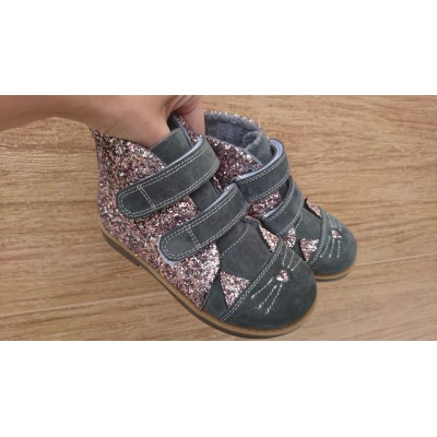 Ортопедические ботинки для повседневной носки, Ortiki