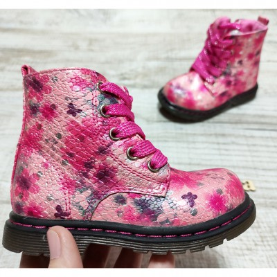 Ботинки для девочек, Z91 fuchsia