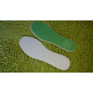 Антибактериальные кожаные стельки Арт: 3F-41