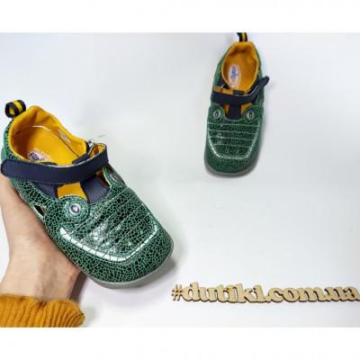 Туфли для мальчиков, сандалии Крокодил
