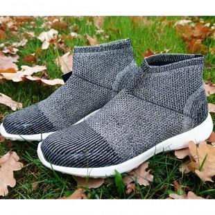 Кроссовки-носки дышащие Арт: WG44017 black