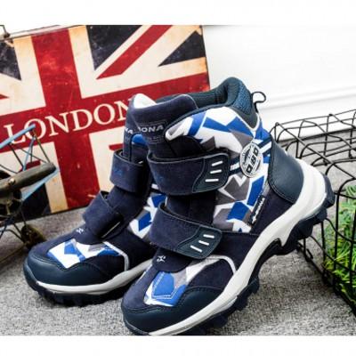Зимові термо черевики для хлопчиків, Bona