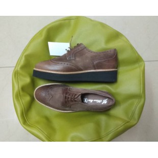Туфли из натуральной кожи премиум качества (Испания) Арт: H-546 - последняя пара 36рр!