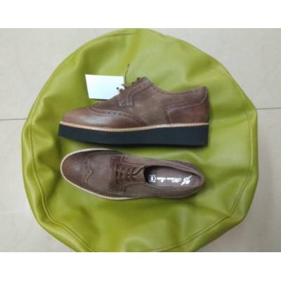 Туфли из натуральной кожи H-546