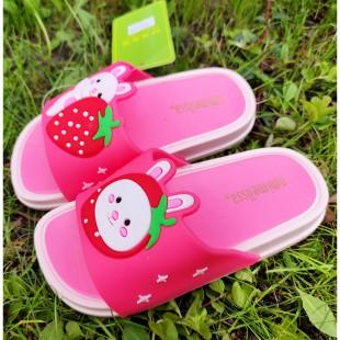 Шльопанці для маленьких дівчаток Арт: Melissa