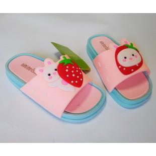 Шльопанці для маленьких дівчаток Арт: Melissa_rose