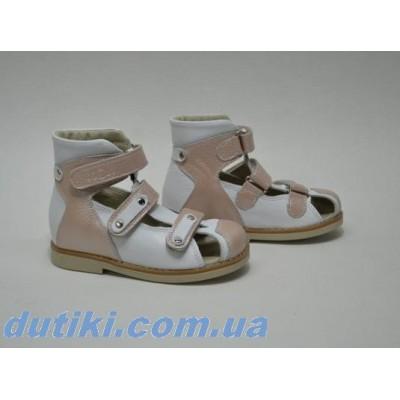 Ортопедические сандалии, Ecoby 006WP