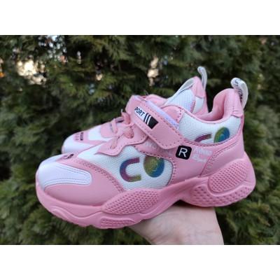 Кроссовки для девочек, 01-330CL