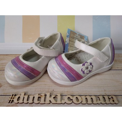 Туфли для девочек 100-136