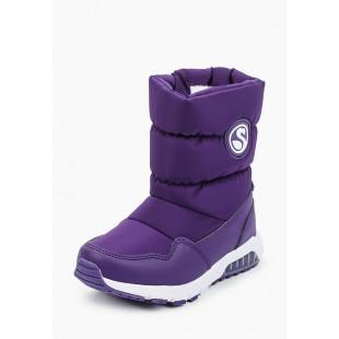 Зимові чоботи дутики для дівчат Арт: NQ-1033