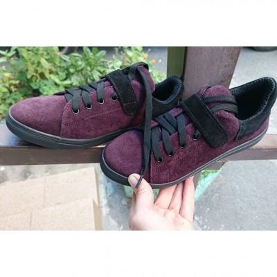 Замшевые кеды,кроссовки подростковые, Prime 8601