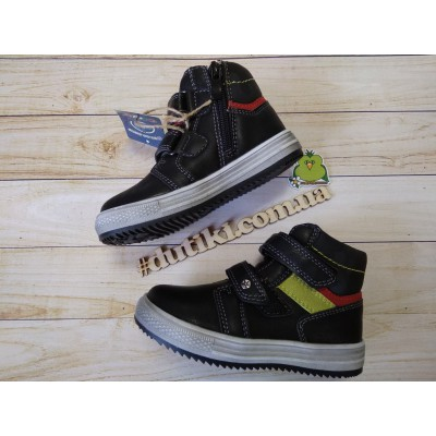 Ботинки для мальчиков, 1173-2 black