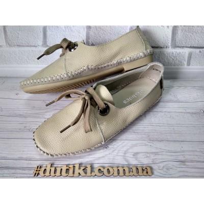 Туфли женские, мокасины 124215