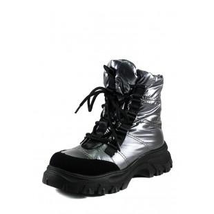 Зимові черевики жіночі, підліткові  Арт: 1616-F801-2