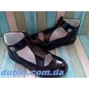 Ортопедические туфли для девочек Арт: 7761