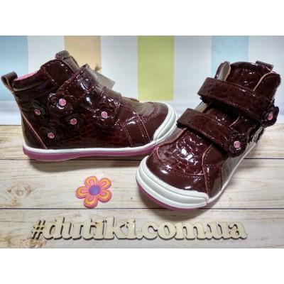Ботинки для девочек  202С(N)