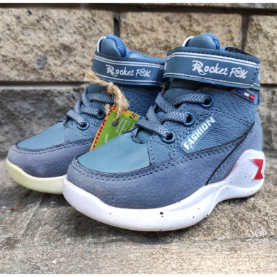 Высокие кроссовки, ботинки 2383-17