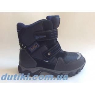 Зимние термо ботинки для мальчиков Арт: 2682B