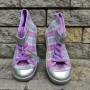 Текстильні кеди для дівчаток Befado, 268X032