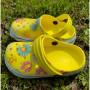 Крокси з піни EVA для дівчаток, 842-3003