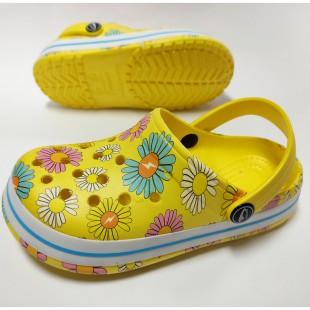 Крокси з піни EVA для дівчаток Арт: 803-3003