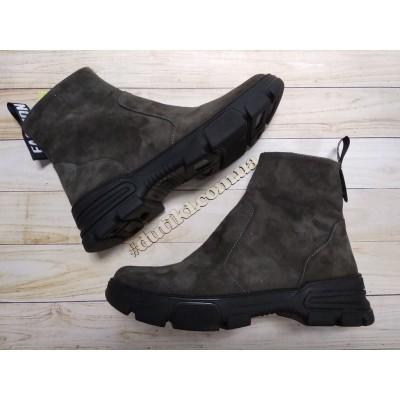 Демисезонные ботинки женские/подростковые 320-08