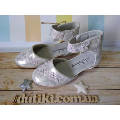 Туфли для девочек 323A
