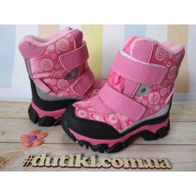 Зимние термо ботинки, ТОМ.М 3657-F
