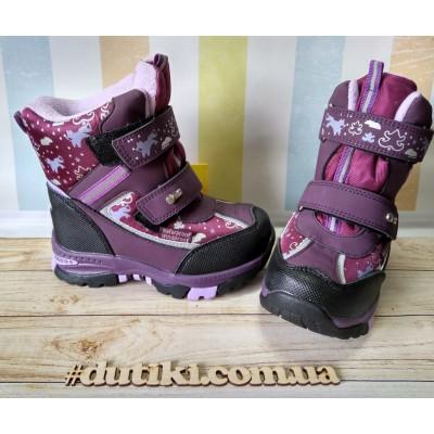 Зимние термо ботинки, TOM.M 3852С