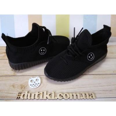 Кроссовки для мальчиков - дышащие, 43427-16 black