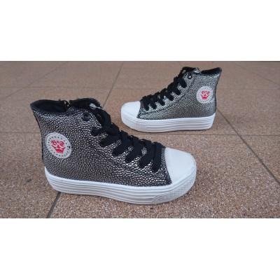 Ботинки для девочек, кеды B&G 539B