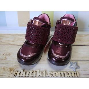Ботинки для девочек Арт: 5518-1641