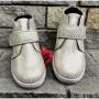 Ботинки для девочек, Lapsi 5518-1655 beige
