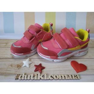 Весенние кроссовки для девочек Арт.: 5659B