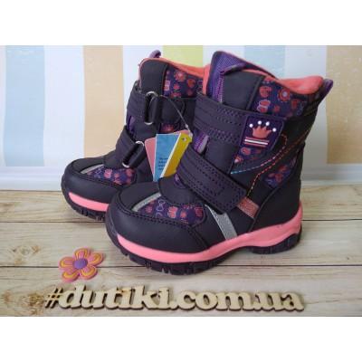 Зимние термо ботинки, ТОМ.М 5729-W