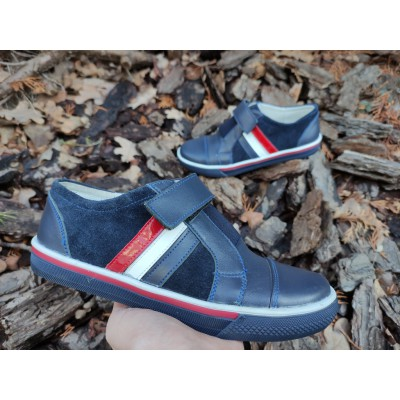 Туфли для мальчиков стиль кэжл 6015