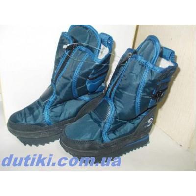 Зимние термо ботинки, 6260 blue